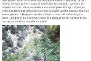 BERISHA: DJALI I XHAXHAIT TE MARK FRROKUT MBJELL KANABIS NE PUKE